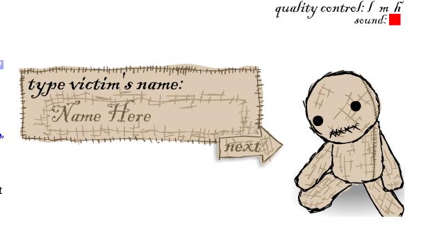 Name Voodoo