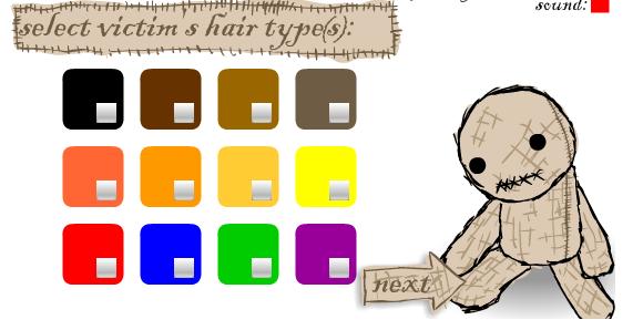 Voodoo Hair Color