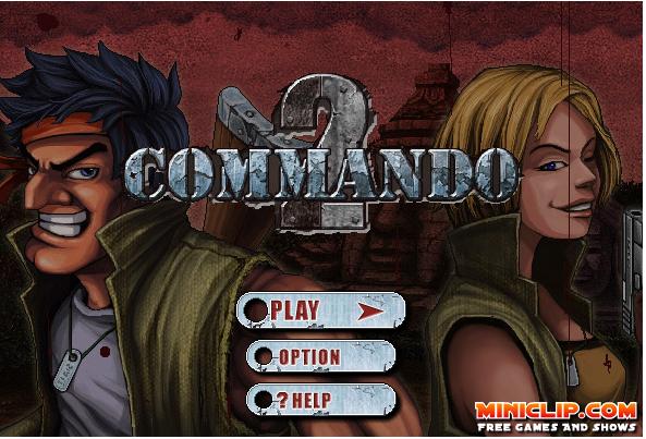 Commando 2 Snap 1